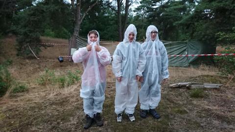Scouts - Russisch kamp 2018 te Lierop