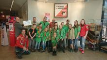 Jan Lindrers, Molenakker, Jan Linders Fonds, Scouting St. Maarten