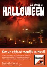 Halloween 2017 - Scouting St. Maarten Weert